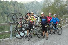 FOX Bikeweekend Gruppenbild