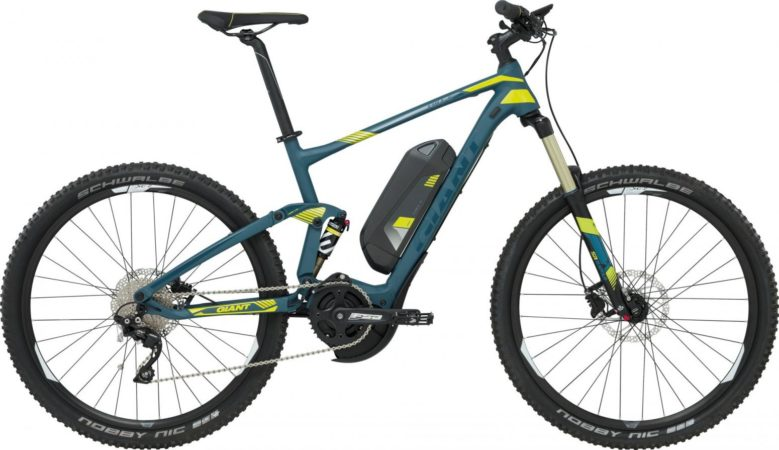 Giant MTB E-Bike Full-E+ 2 2016