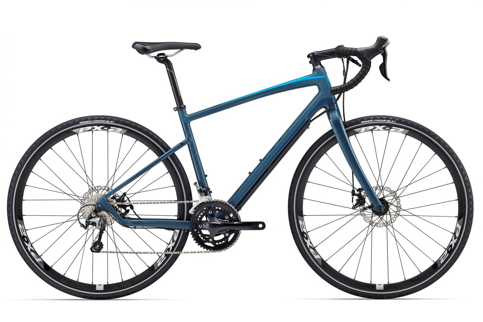 Giant Cyclocross/Quer mit Disc Revolt 1 2016