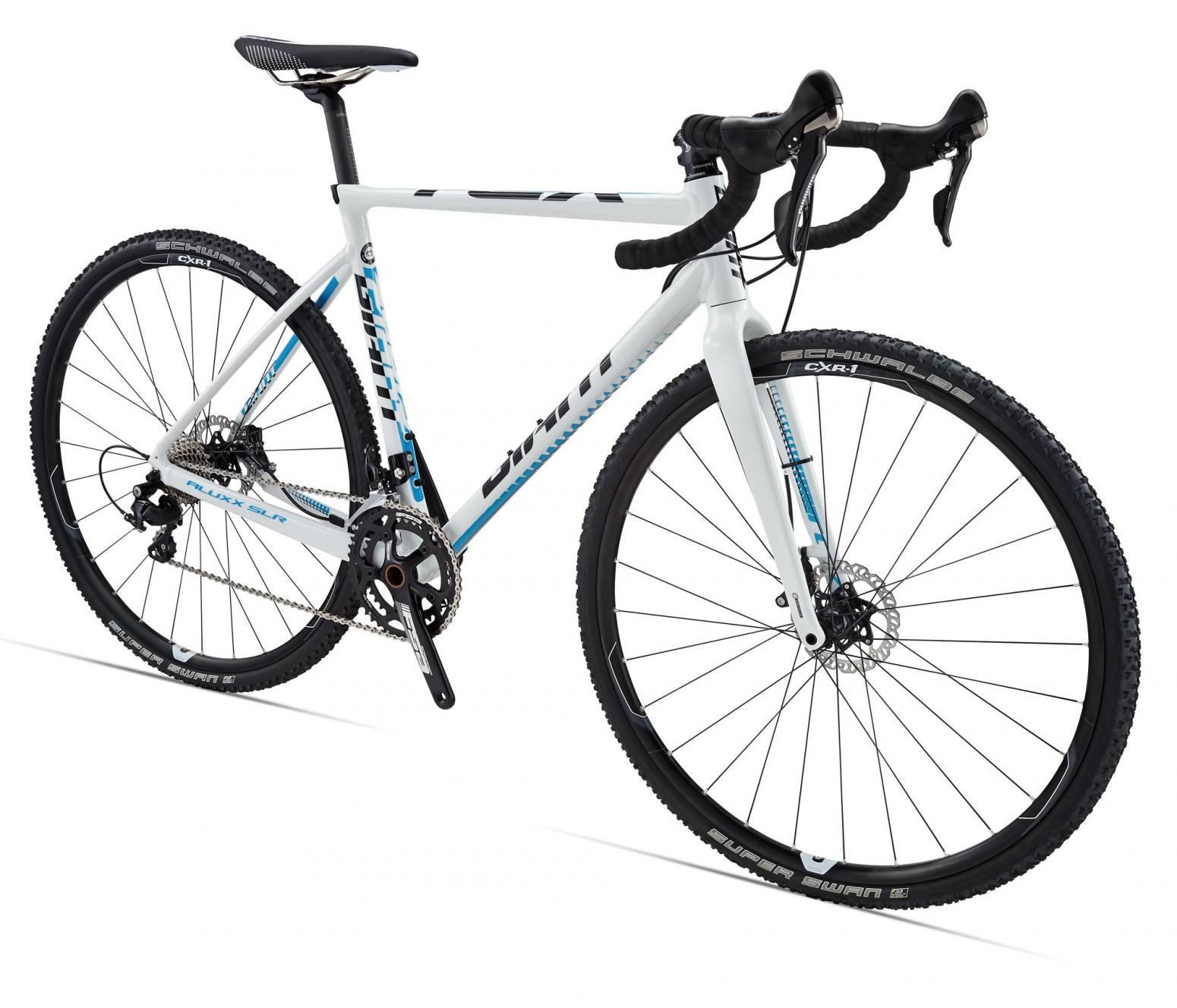 Giant Cyclocross/Quer mit Disc TCX SLR 1 LTD 2016