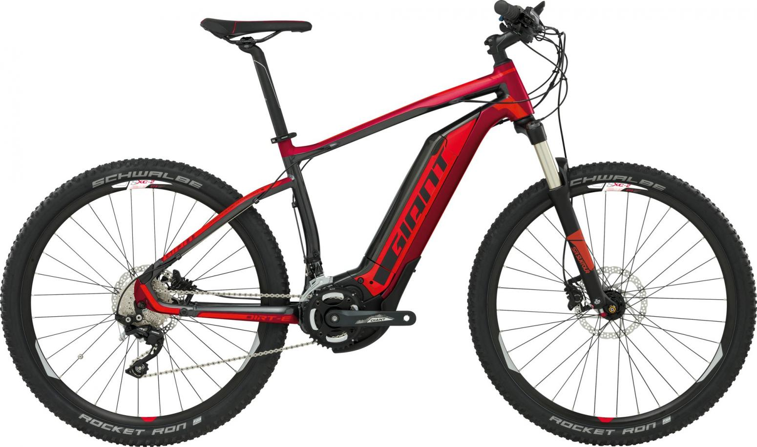Giant MTB E-Bike Dirt-E+ 1 2016