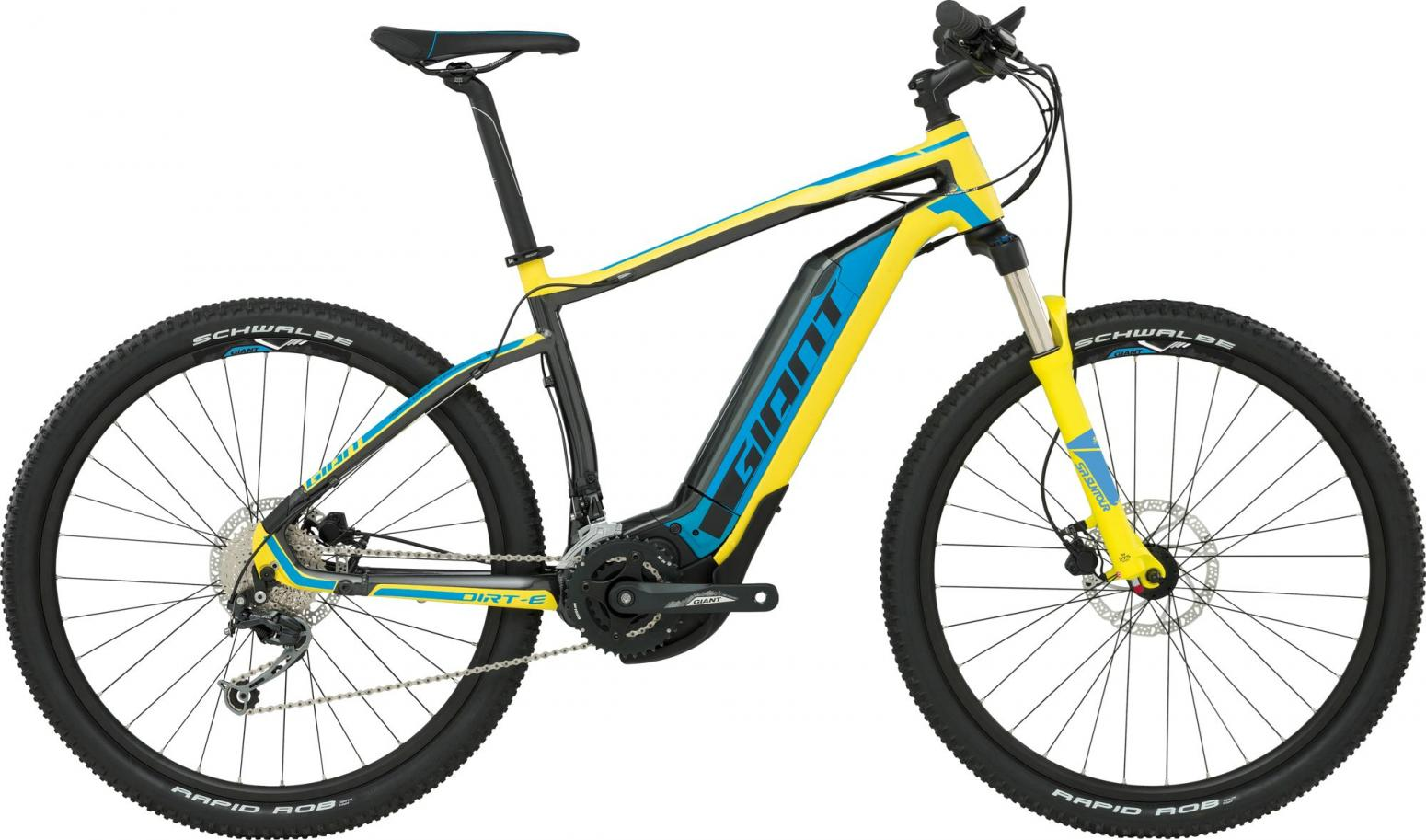 Giant MTB E-Bike Dirt-E+ 2 2016
