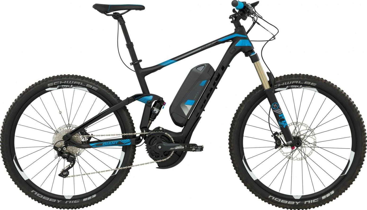 Giant MTB E-Bike Full-E+ 0 2016