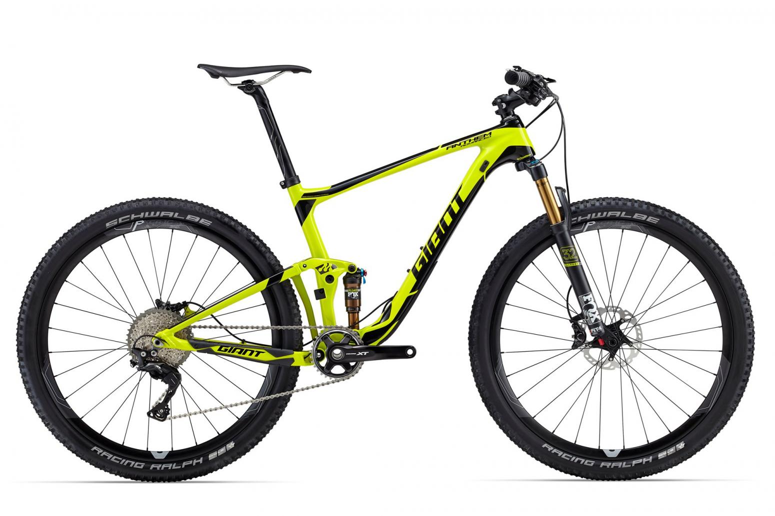Giant MTB Trail/Race Anthem Advanced 27.5 1 2016
