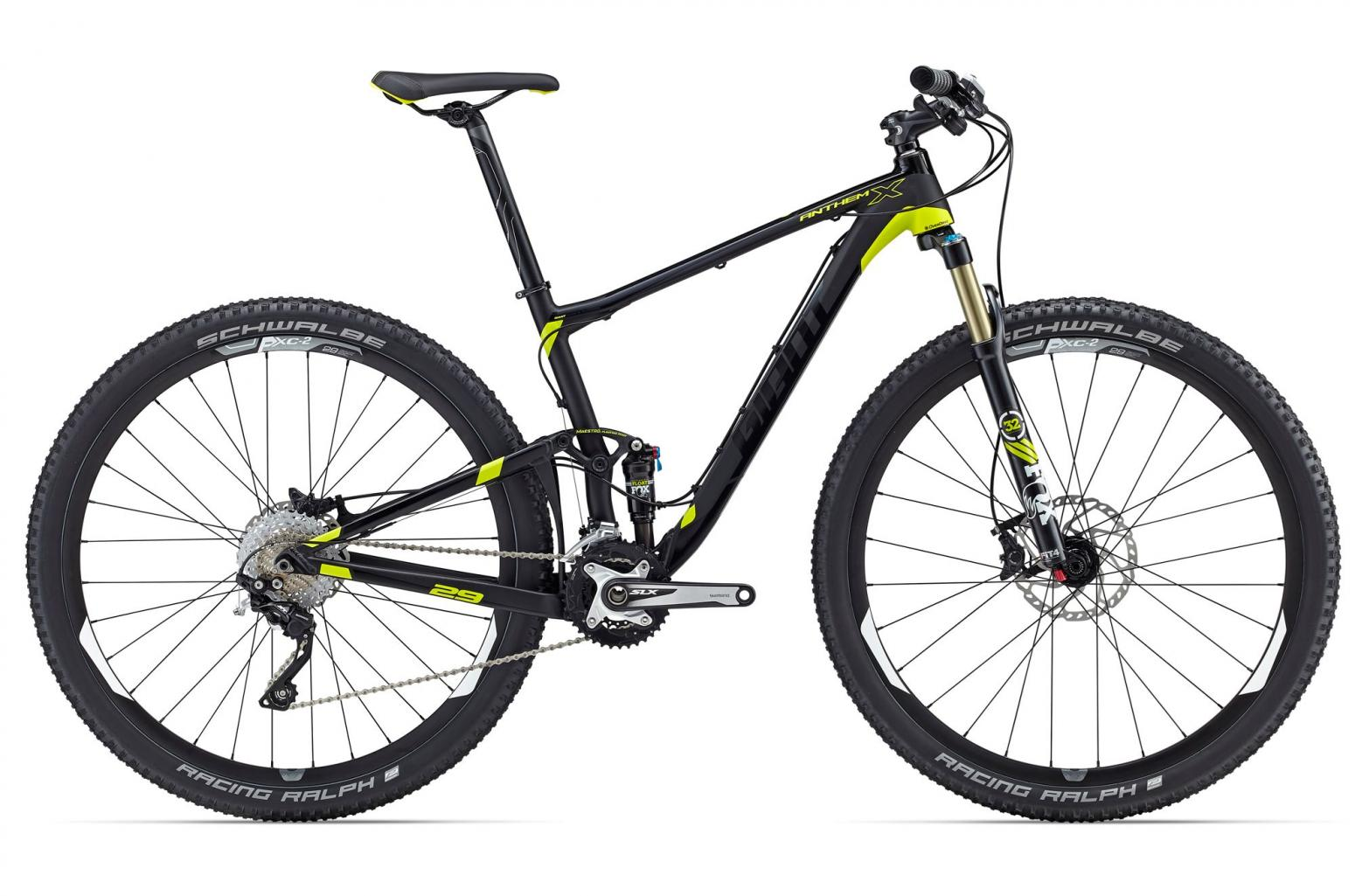 Giant MTB Trail/Race Anthem X 29er 2016