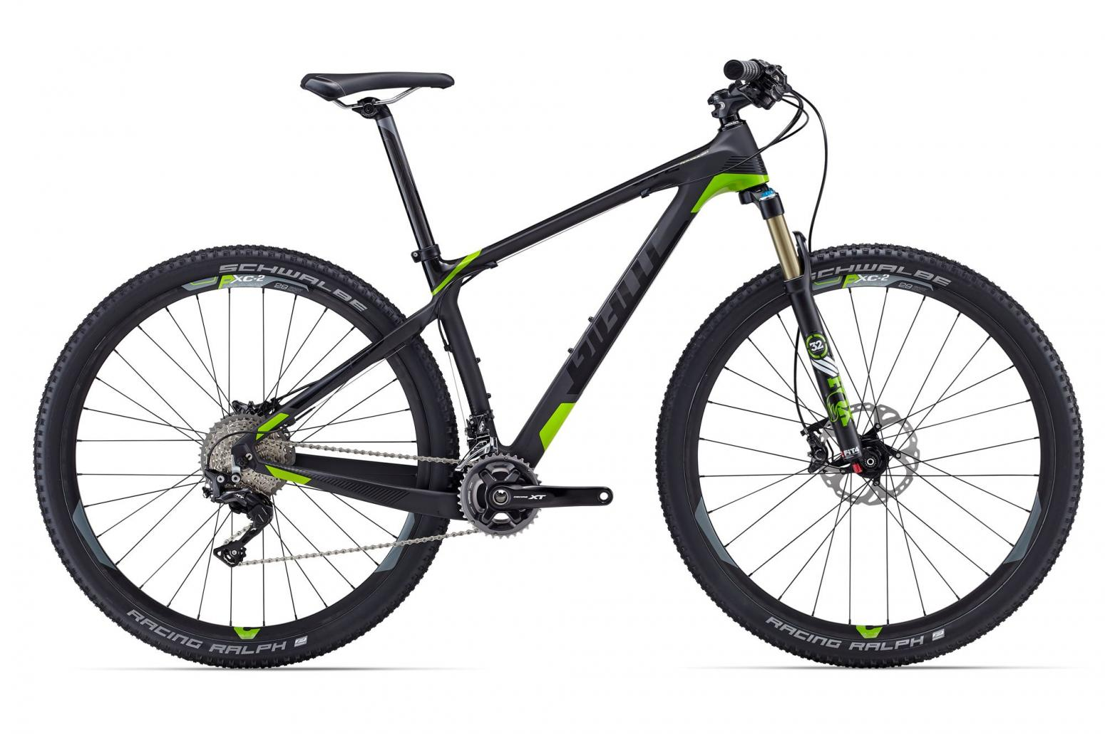 Giant MTB Trail/Race XtC Advanced 29er 1 2016