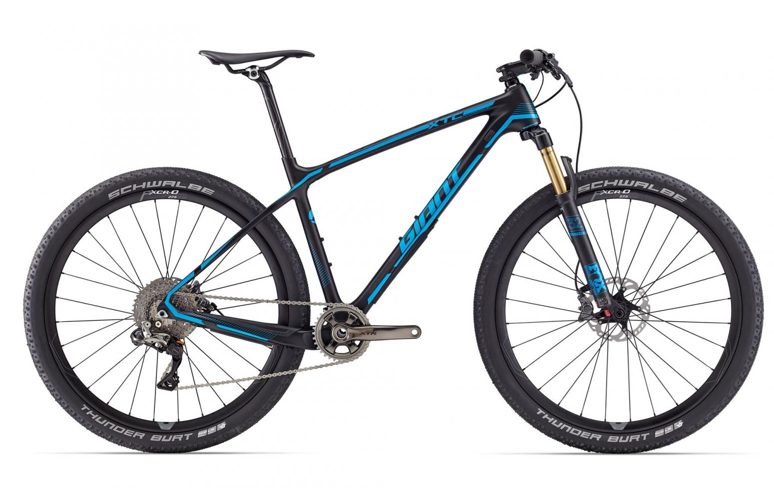 Giant MTB Trail/Race XtC Advanced SL 27.5 0 2016