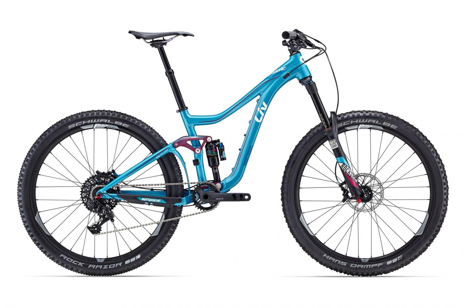 LIV / Giant MTB Women Allmountain/Trail Intrigue 27.5 SX 2016