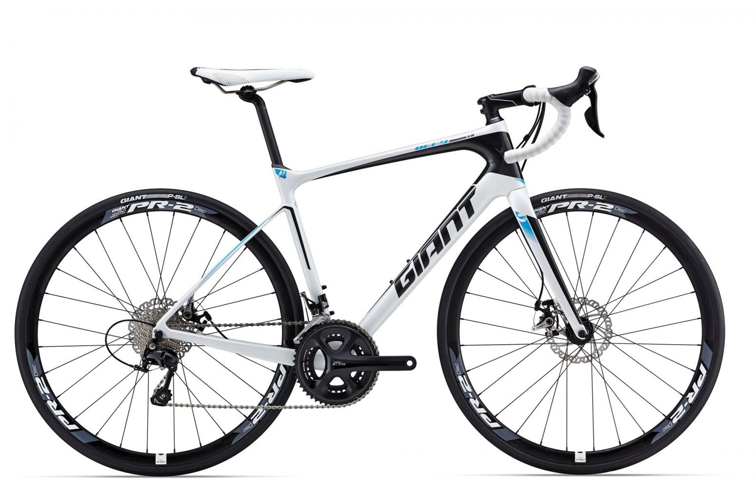 Giant Rennvelo Endurance Defy Advanced 2 2016