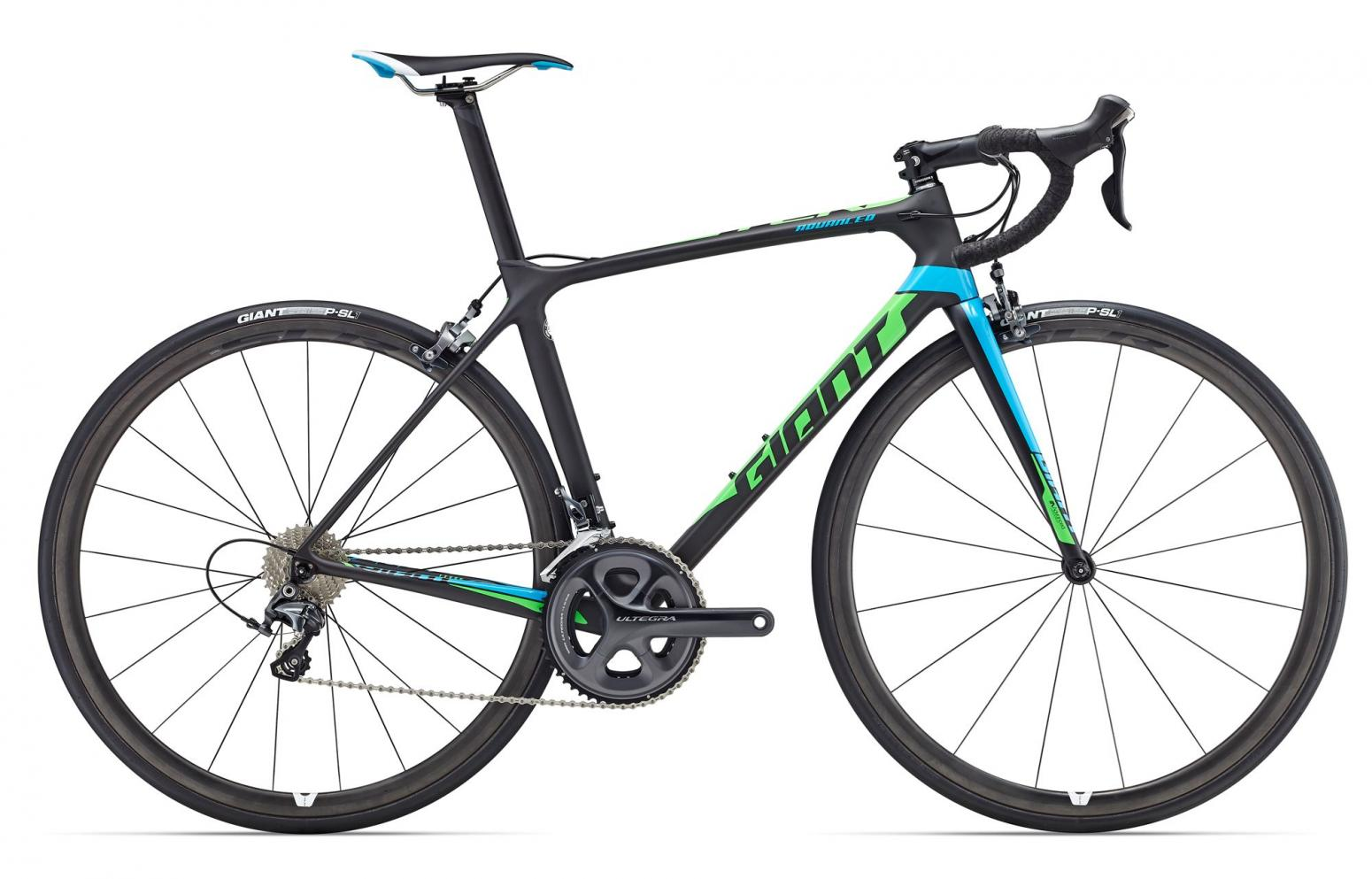 Giant Rennvelo TCR Advanced Pro 0 2016