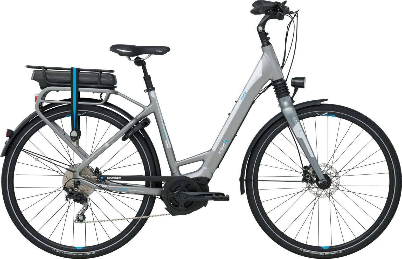 Giant Road E-Bike Prime E+ 2 LDS 2016