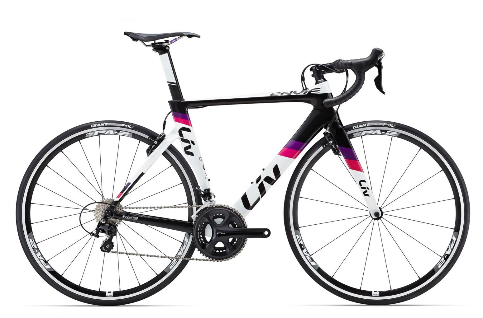 Giant Womens Aero Rennrad Envie Advanced 2 2016