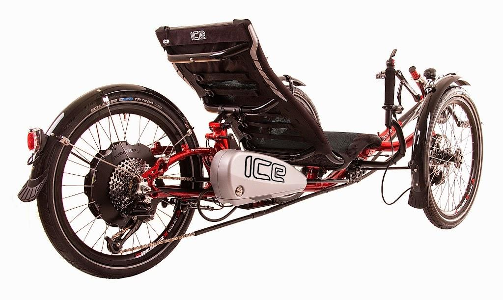 ICE Neodrive Option E-Trike
