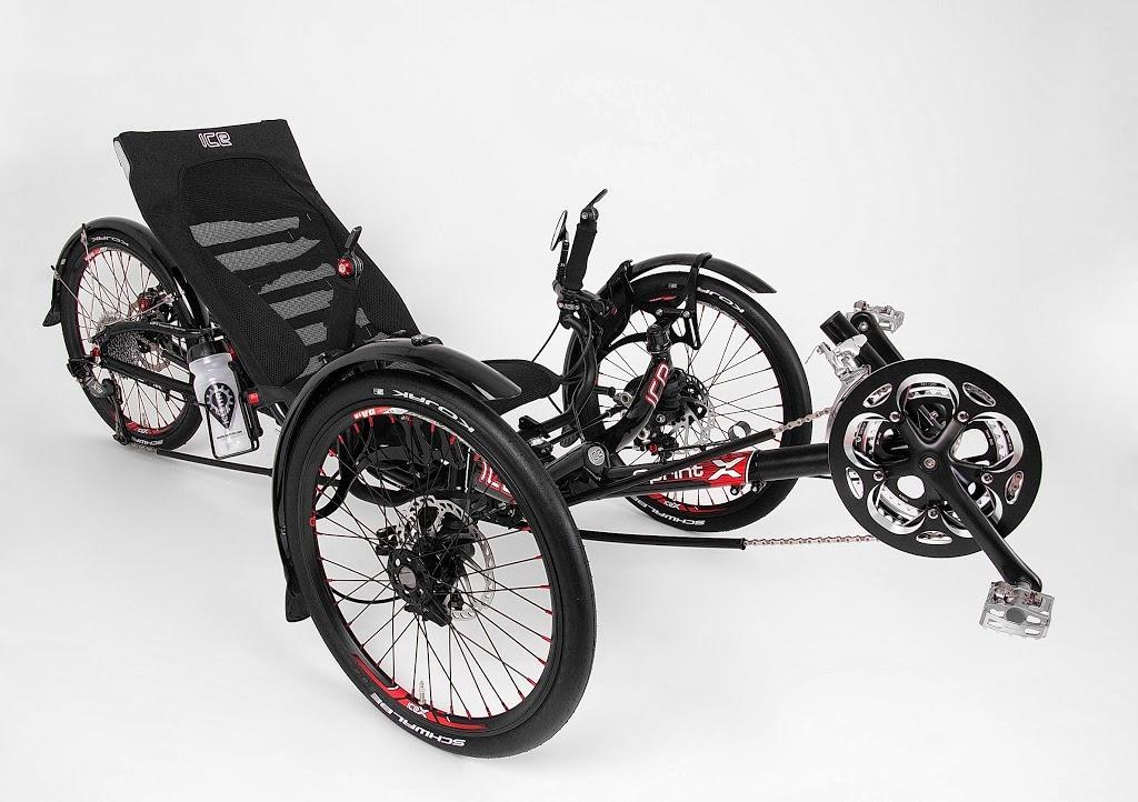 ICE Sprint X Trike 2016