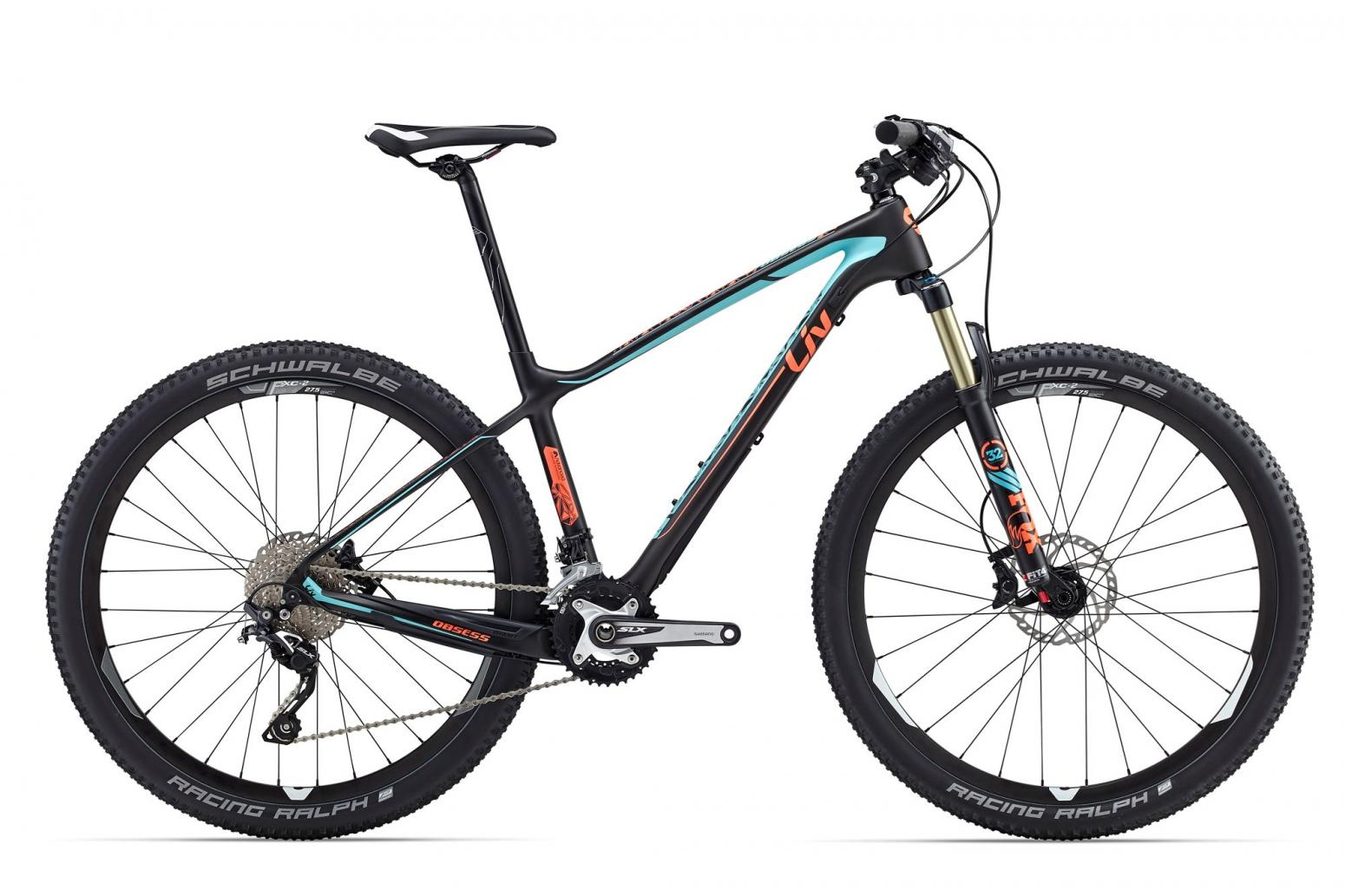 LIV / Giant MTB Women Race/Trail Obsess Advanced 2 2016