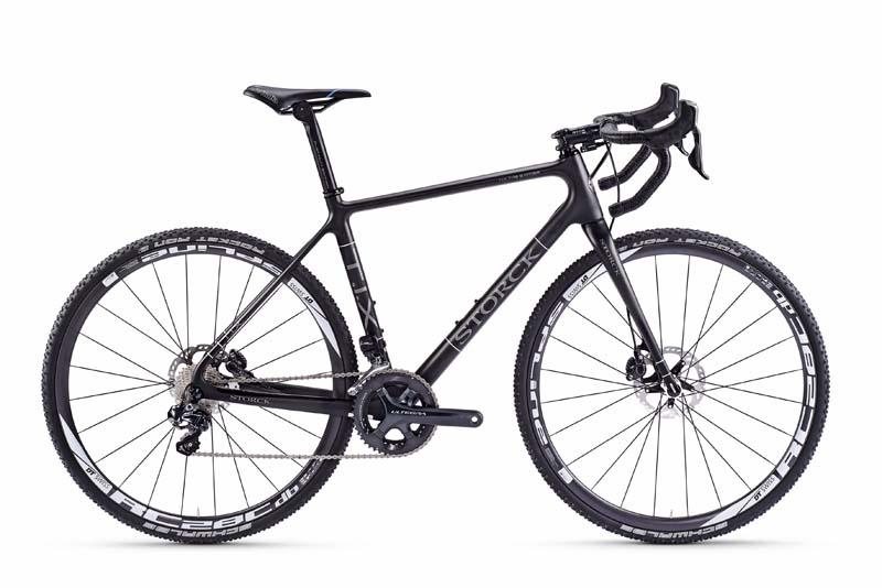Storck Cross T.I.X Platinum 2016