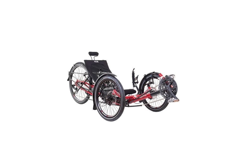 Liegedreirad ice Sprint 26 Trike