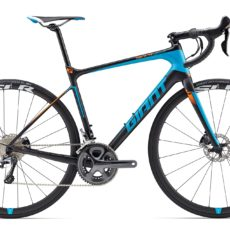 Auslaufmodell – Giant Rennrad Defy Advanced Pro 1 2017
