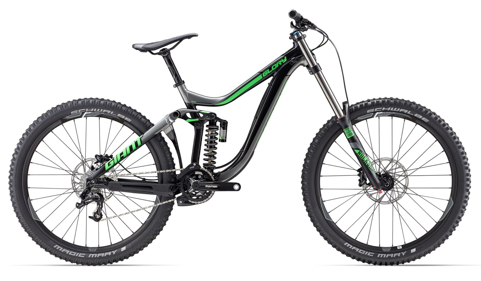 Giant MTB Glory 2 LTD 2018