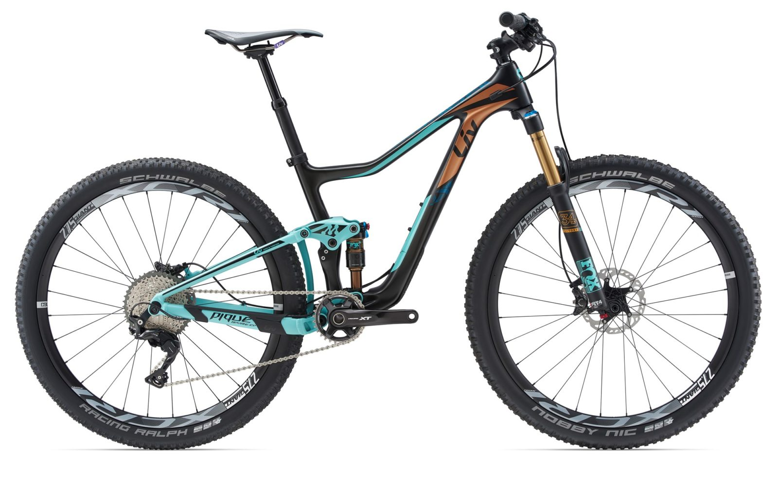 Liv MTB Pique Advanced 1 2017