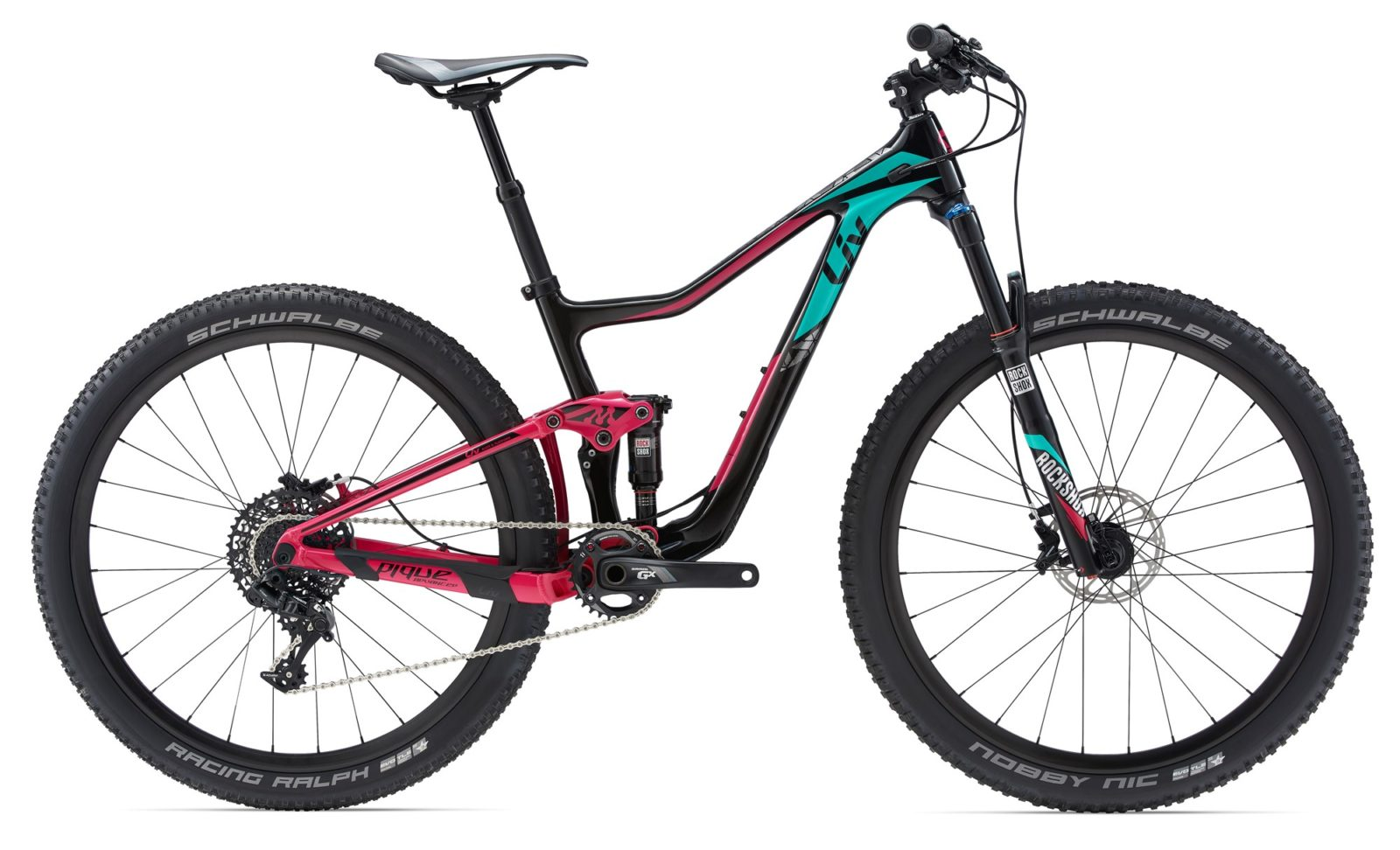 Liv MTB Pique Advanced 2 2017