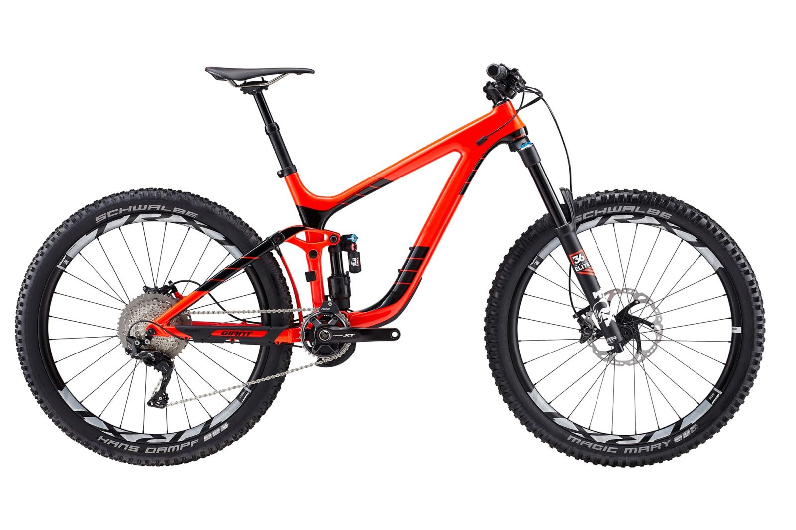 Giant MTB Reign Advanced 1 2017