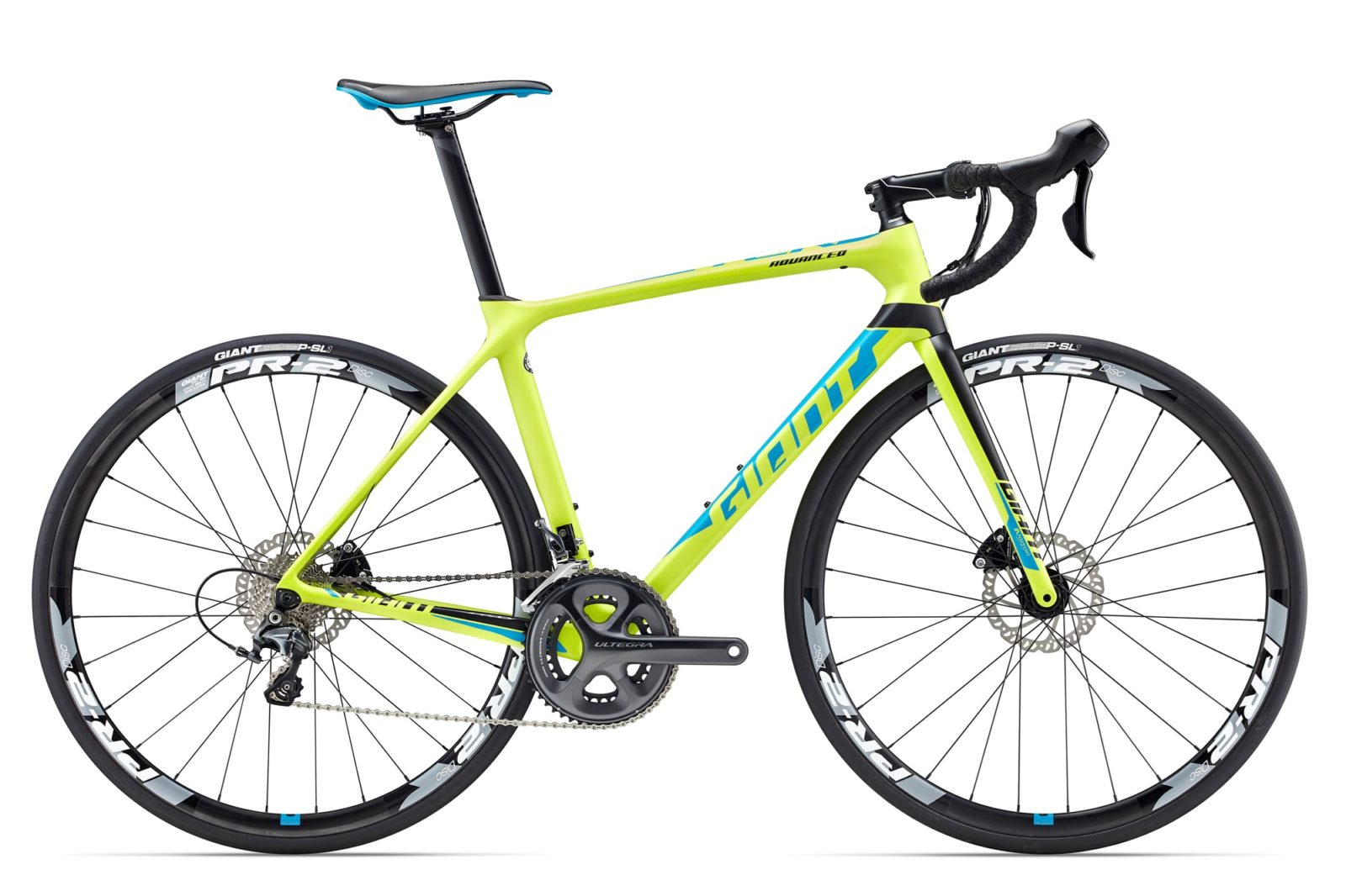 Giant Rennrad TCR Advanced 1 Disc LTD 2018