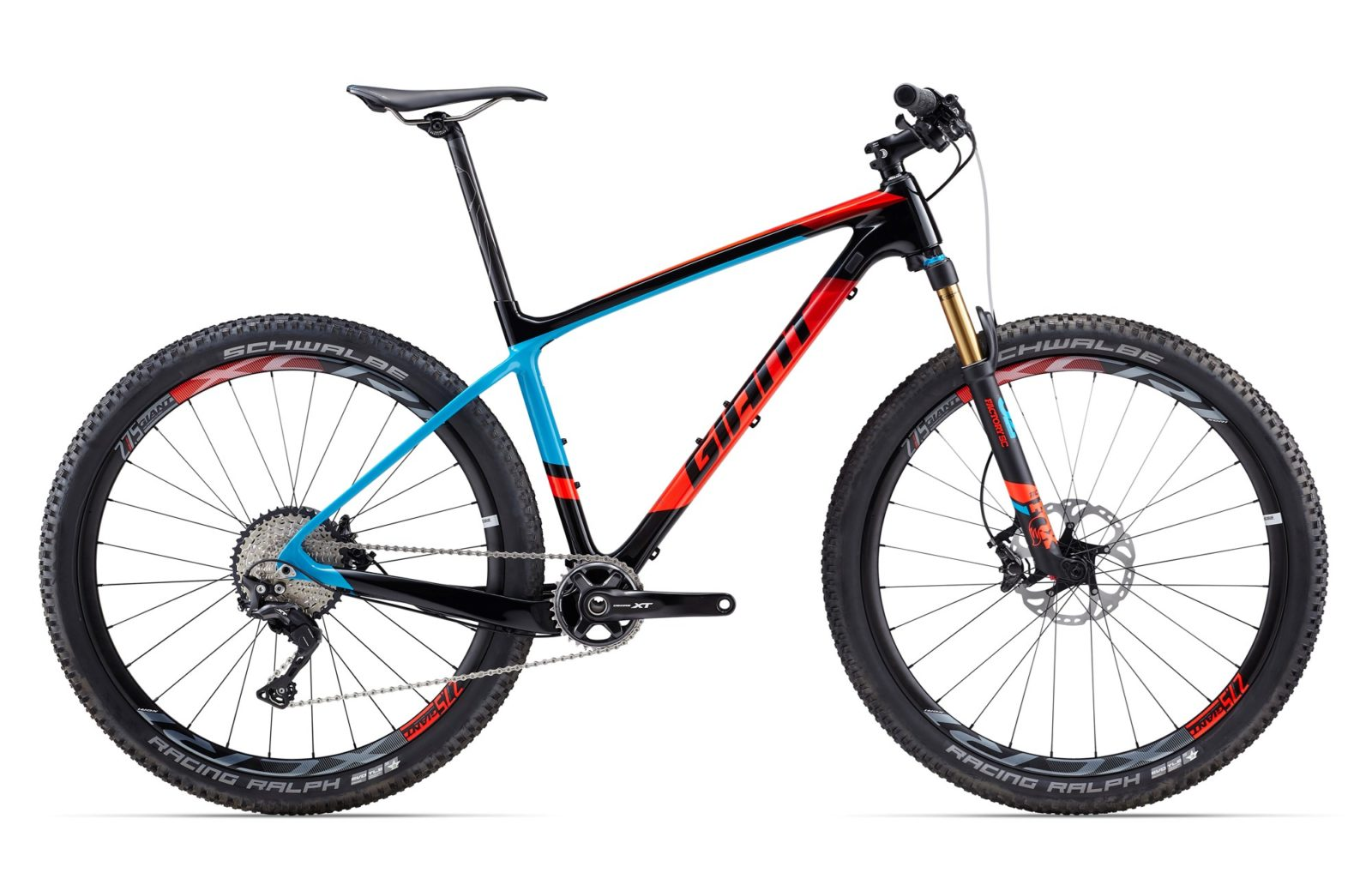 Giant MTB XTC Advanced 1 LTD 2018