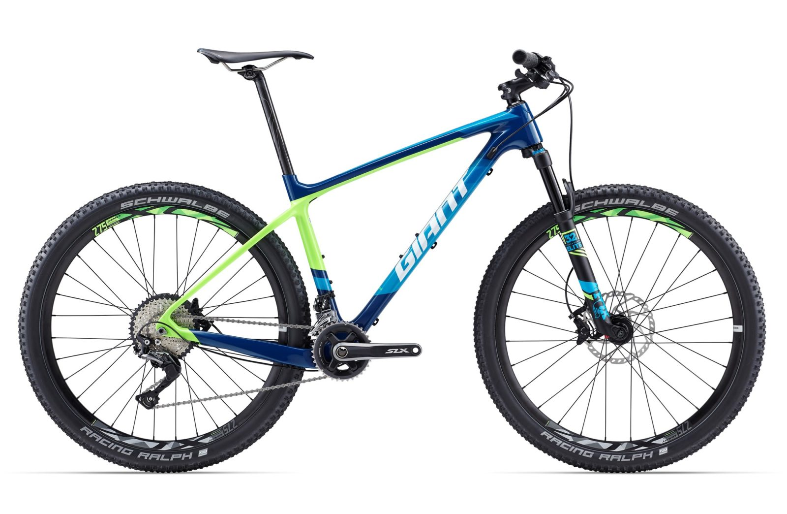 Giant MTB XTC Advanced 2 LTD 2018