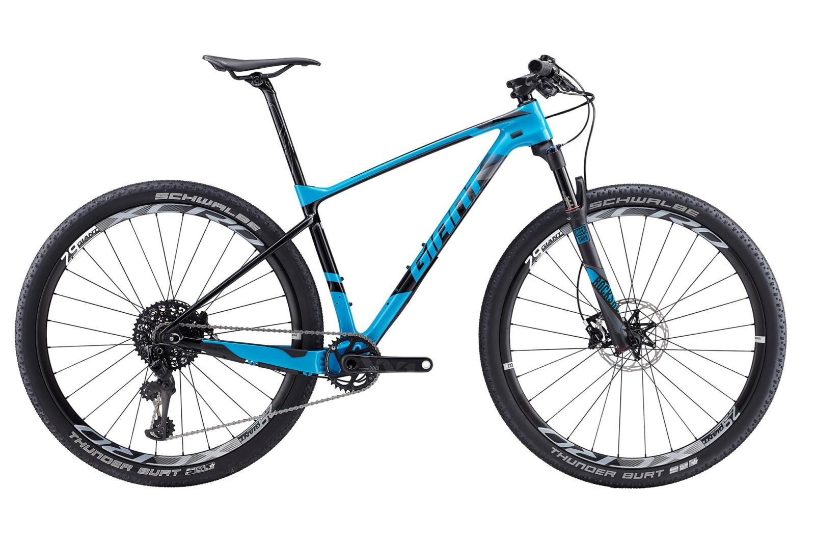 Giant MTB XTC Advanced 29er 0 2017