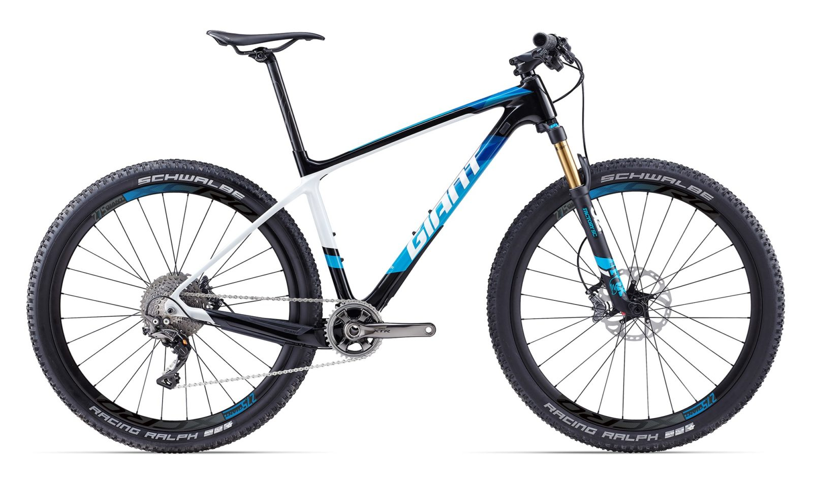 Giant MTB XTC Advanced SL 2017