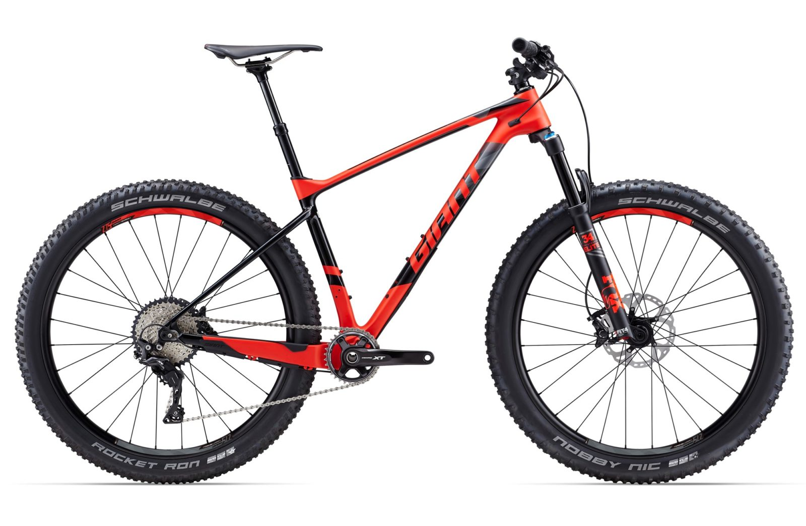 Giant MTB XTC Advance 27.5+ 1 2017