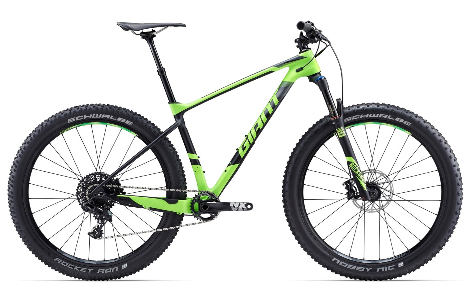 Giant MTB XTC Advanced 27.5+ 2 LTD 2018