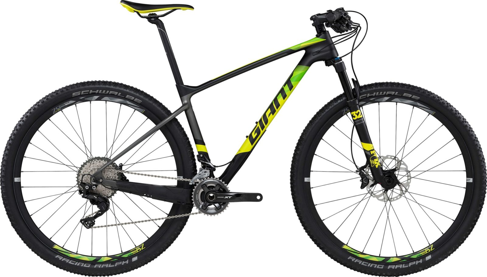 Giant MTB XTC Advanced 29er 1.5 2017