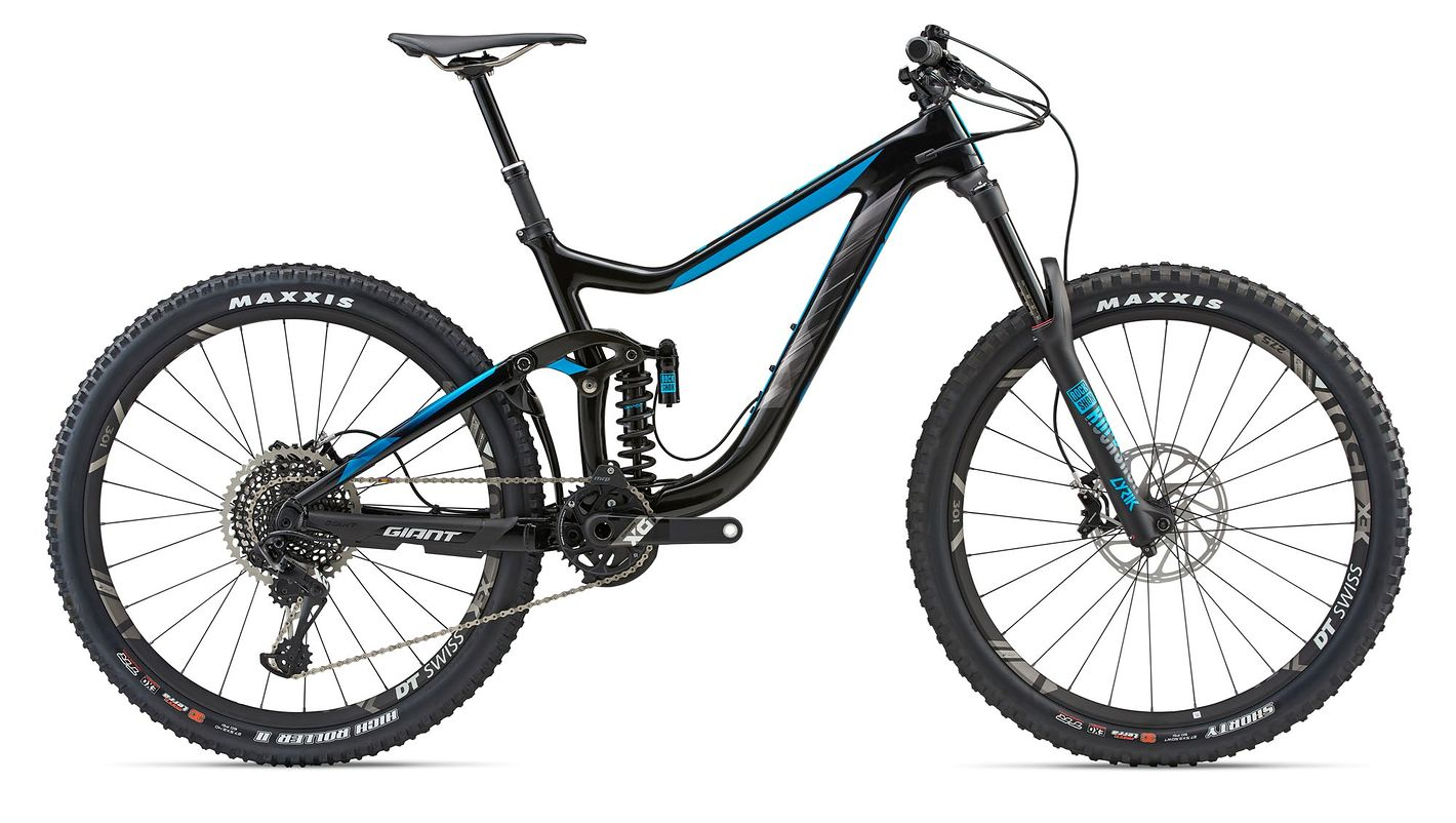 Giant MTB Reign Advanced 0 2018