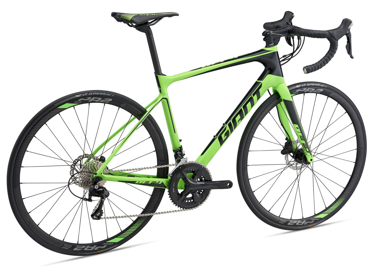 Giant Rennrad Defy Advanced 2 2018