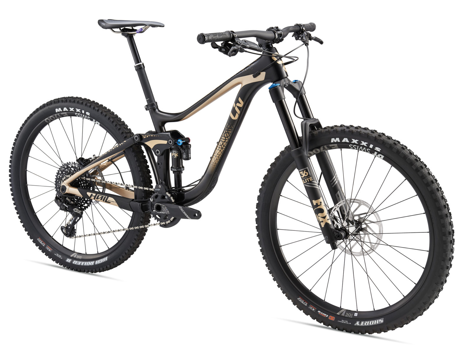 Liv MTB Hail Advanced 1 2018
