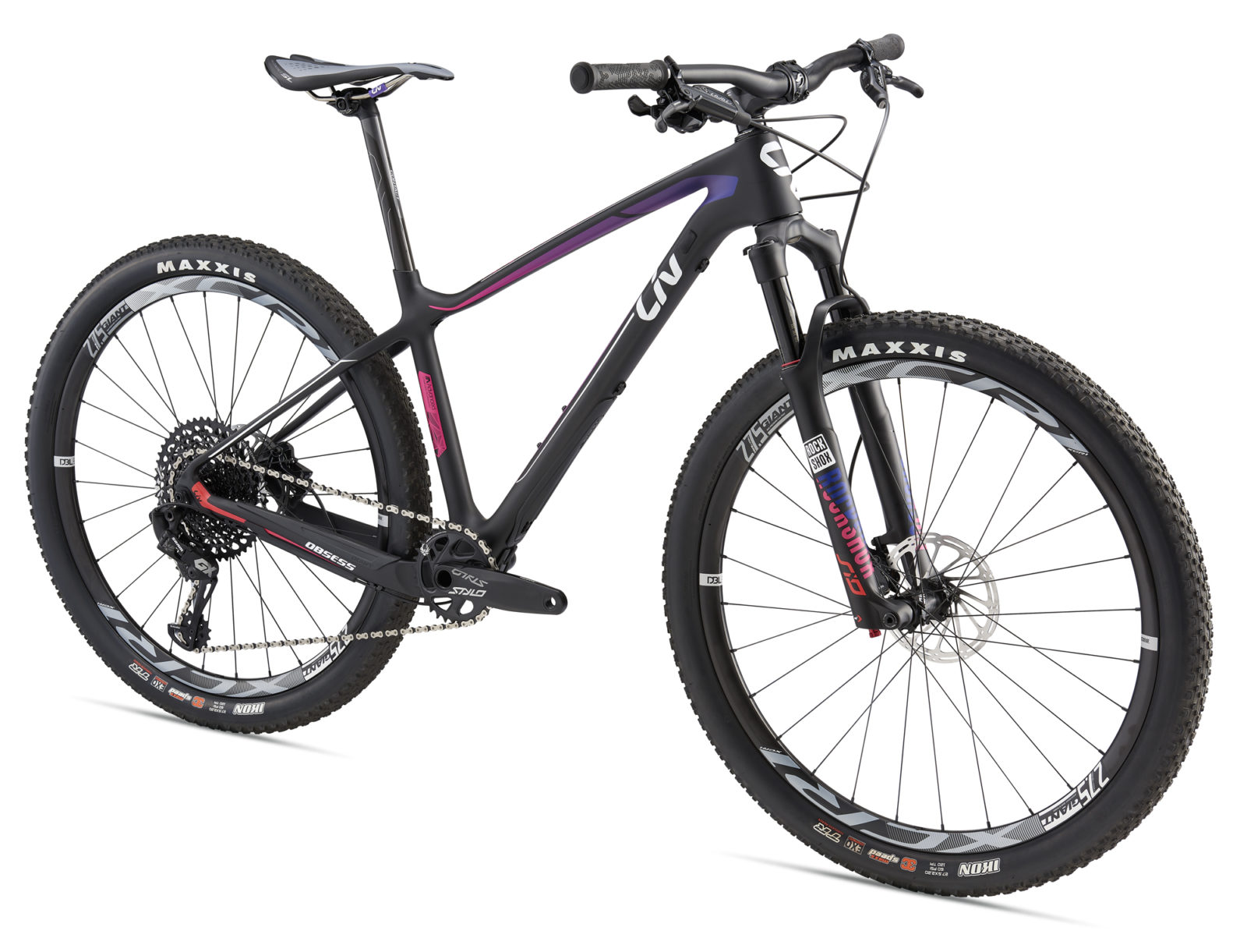 Liv MTB Obsess Advanced 1 2018