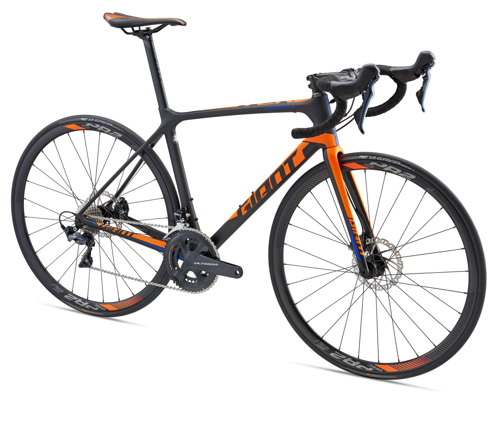 Giant Rennrad TCR Advanced 1 Disc 2018