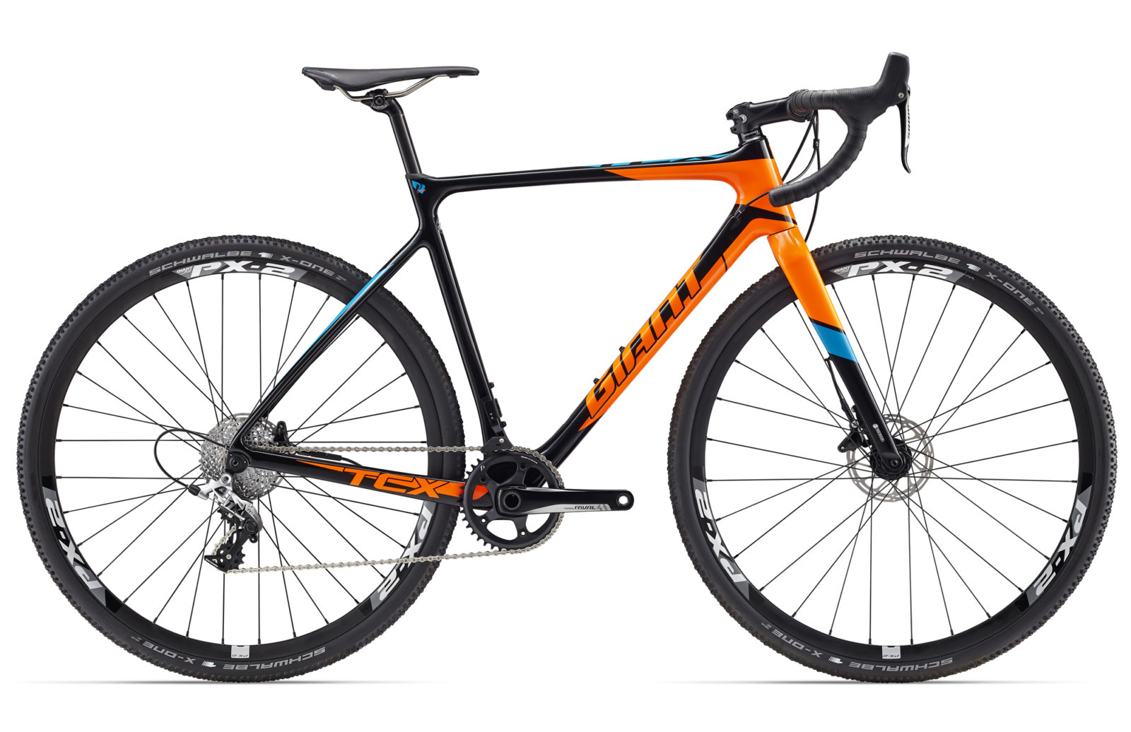 Giant Rennrad Cross TCX Advanced Pro 2 Disc LTD 2018