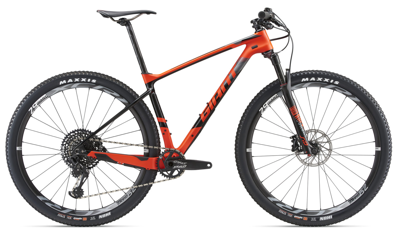 Giant MTB XTC Advanced 29er 1 2018