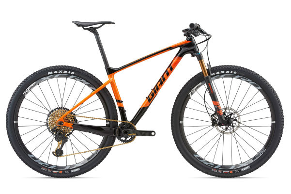 Giant MTB XTC Advanced 29er 0 2018