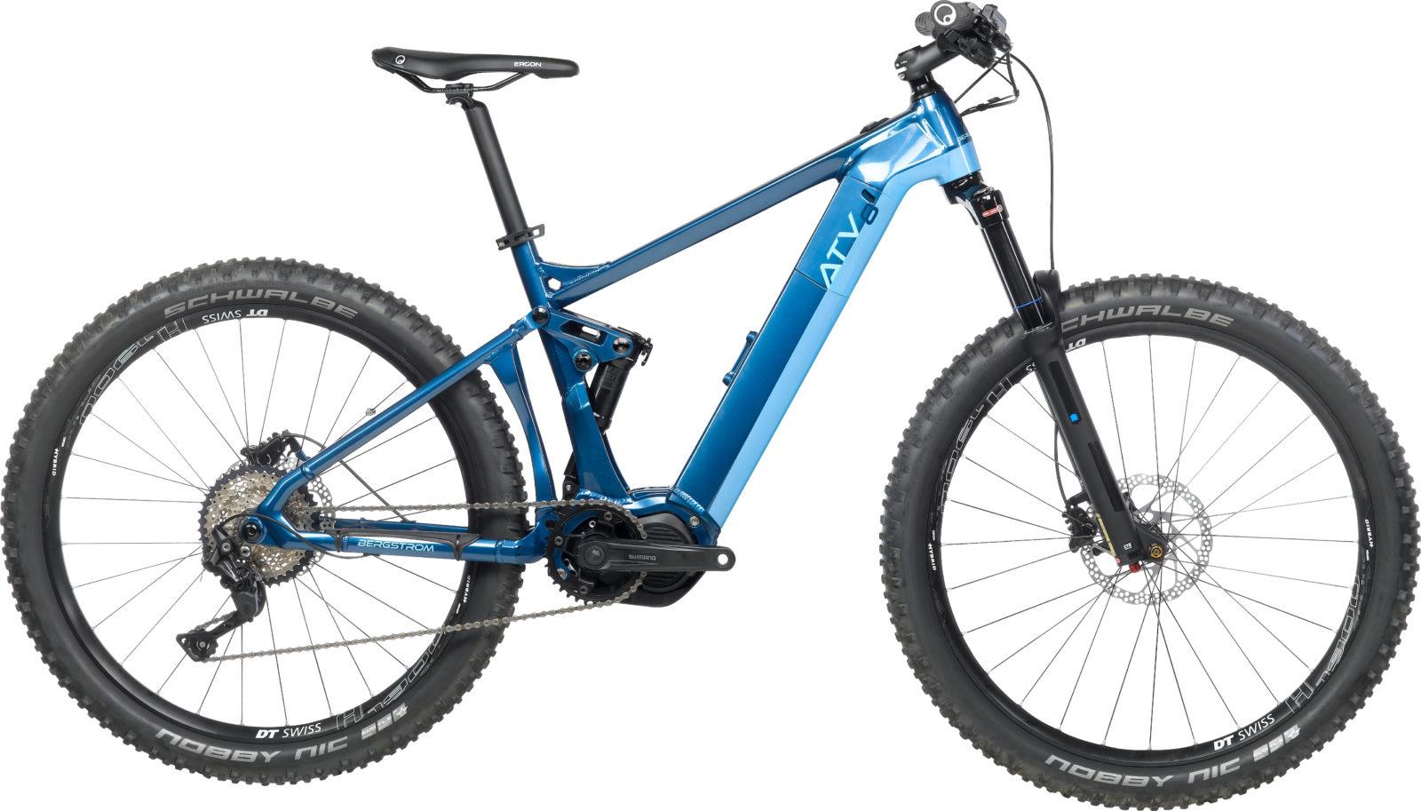 Bergstrom ATV 820 – eMTB