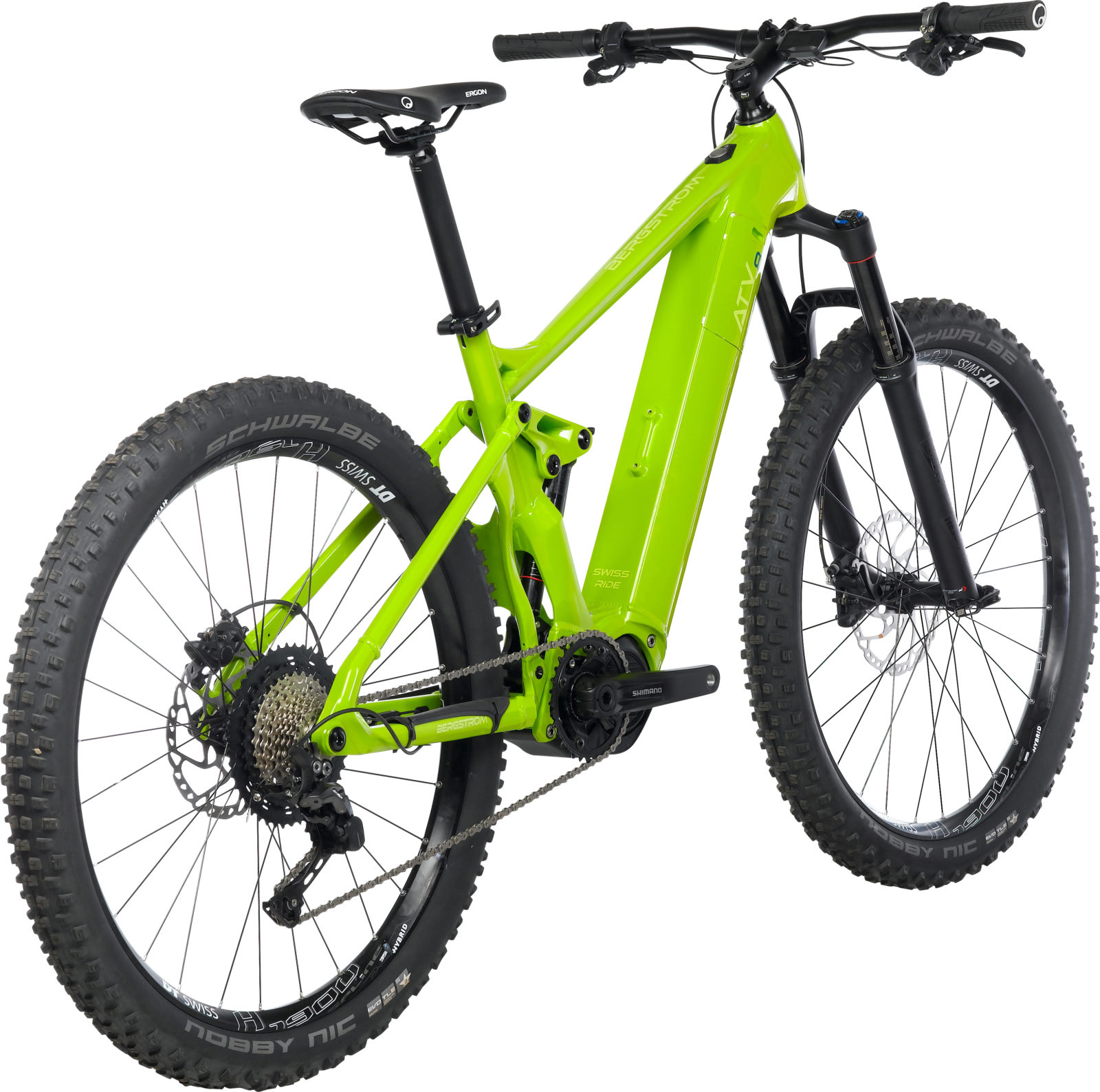 Bergstrom ATV 840 – eMTB