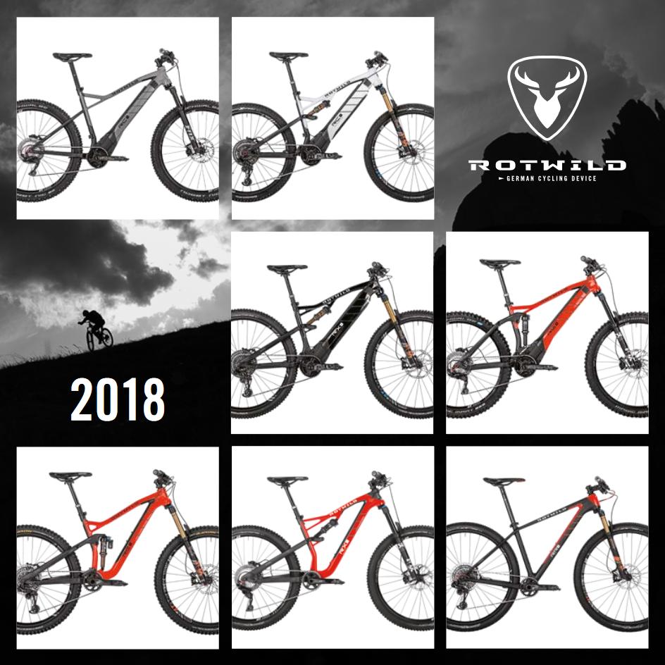 ROTWILD Katalog 2018