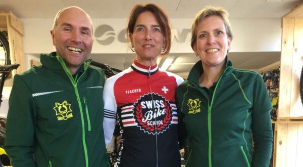 FOX Zweiradtechnik - Swiss Bike School 2018