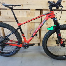 Testbike – Giant MTB XTC Advanced 27.5+ 1 LTD 2018
