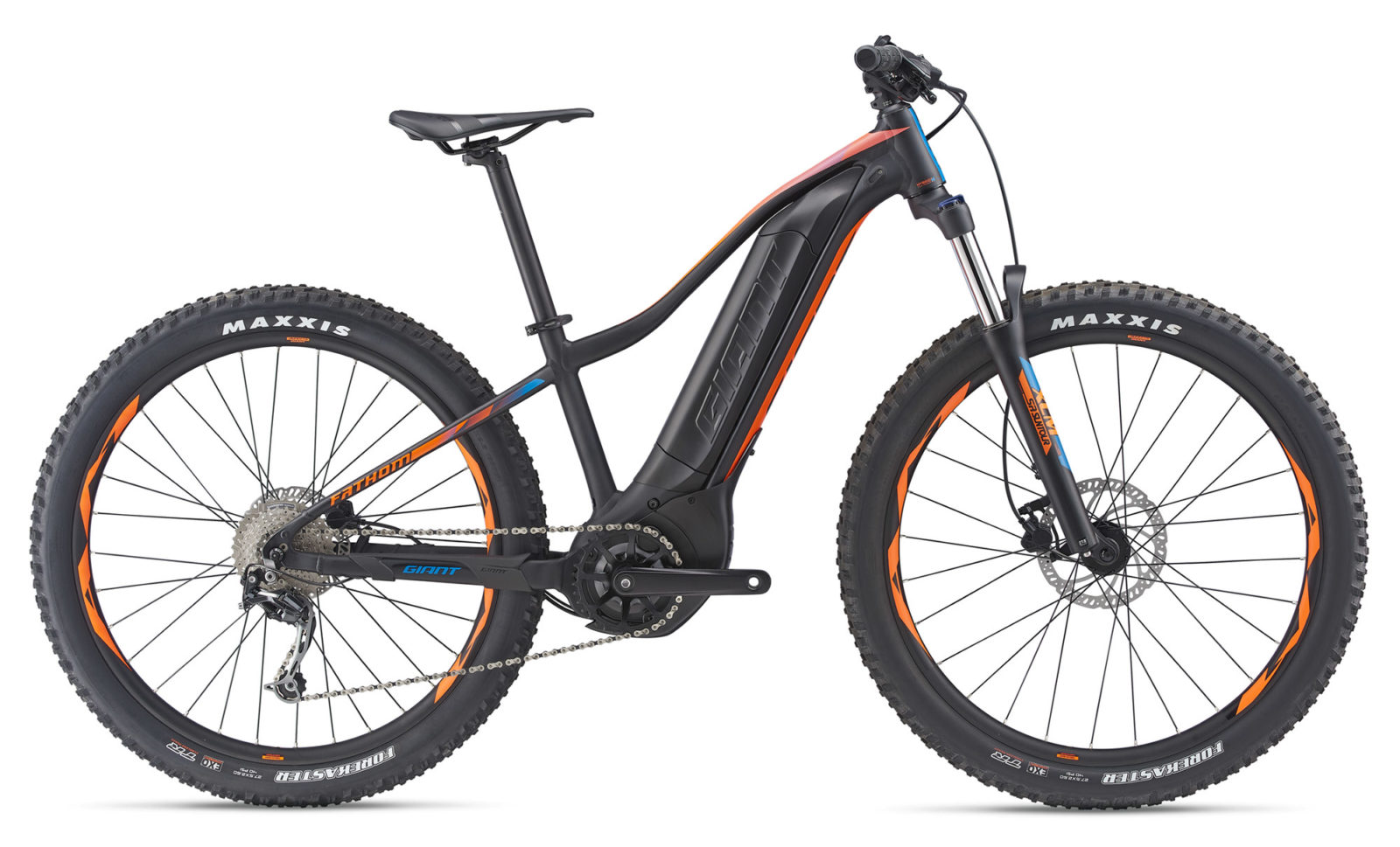Giant MTB Hybrid Fathom E+ 3 Power 2019