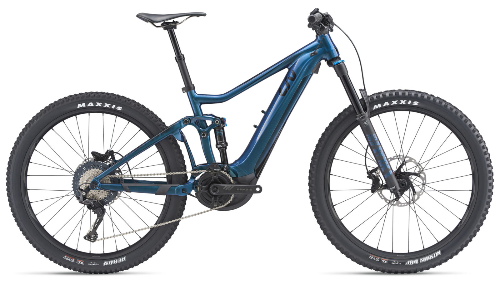 LIV MTB Hybrid Intrigue E+ 1 Pro 2019