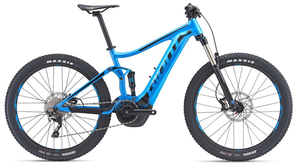 Giant MTB Hybrid Stance E+ Power 2019